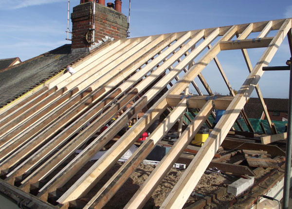 Flat To Pitch Roof Conversions Roofing Contractors