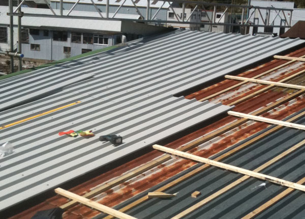 Metal Clad Roofing and Over cladding | Roofing Contractors ...
