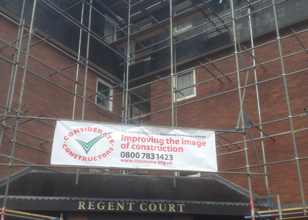 Regent Court Plymouth Retirement Flats Roofing Project Abc Roofing Roofing Contractors South West