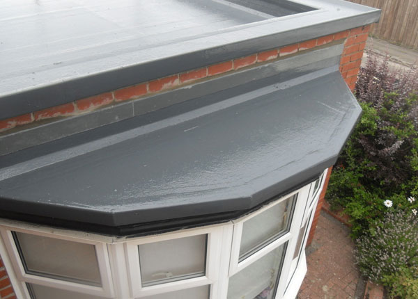 Triflex Roofing Amp Classic Rib Steel Roof Panel In Charcoal