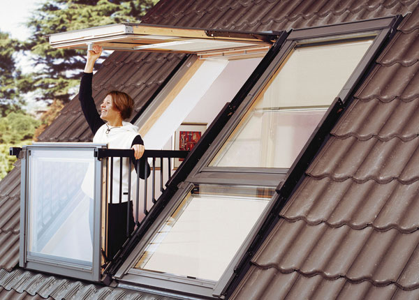 Velux Windows And Access Points Plymouth Devon Roofing Plymouth