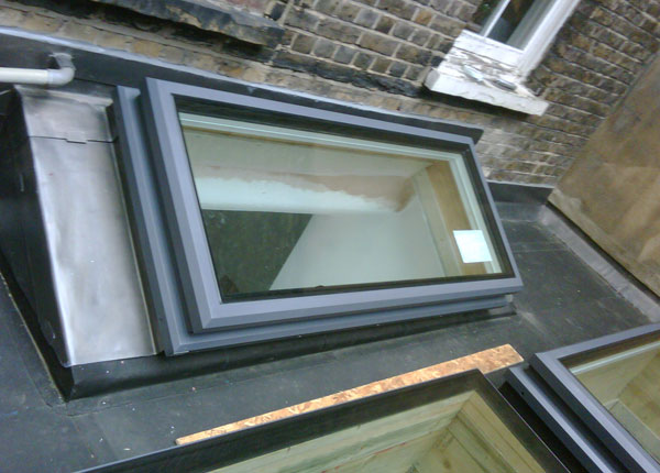 Velux Windows And Access Points Plymouth Devon Roofing
